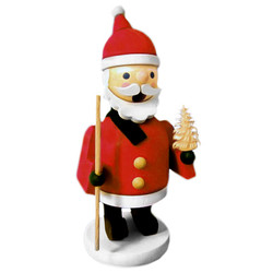 Mini Walking Santa German Smoker