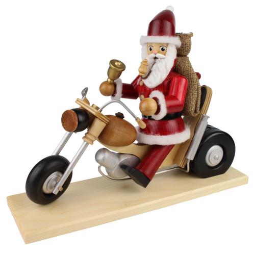 Motorcycle Santa German Smoker