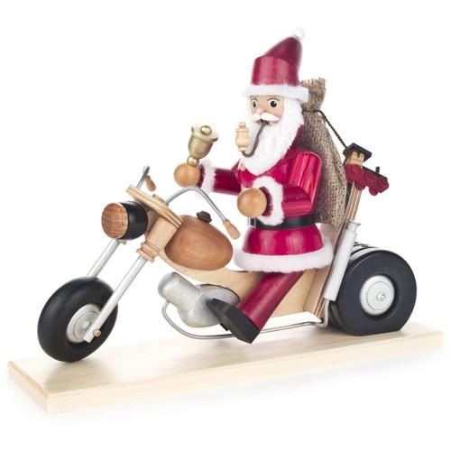 Motorcycle Santa German Smoker SMD146X954
