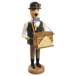 Organ Grinder Incense German Smoker