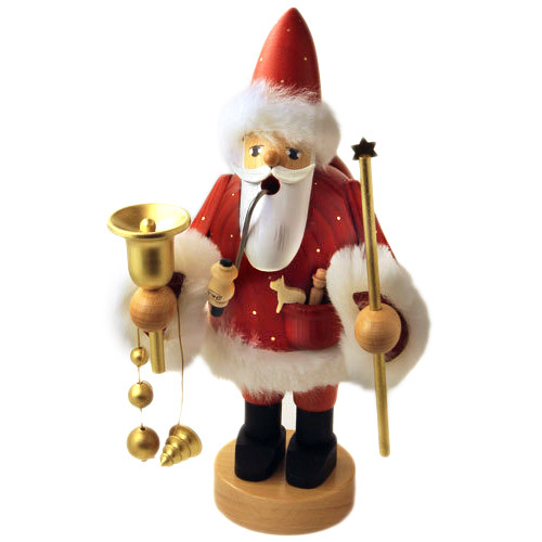 Santa Bell Star German Smoker