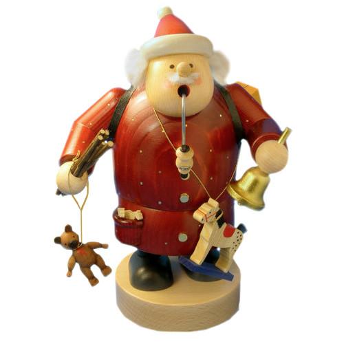 Santa Bell Toys German Smoker