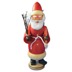 Santa Christmas Incense German Smoker