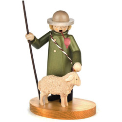Sheep Shepherd Incense German Smoker
