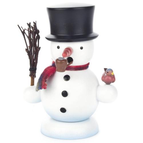 Snowman Black Hat German Smoker
