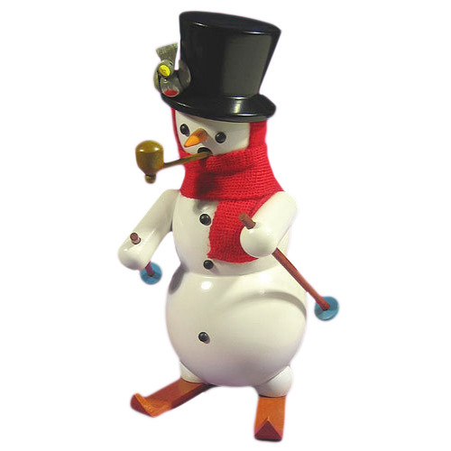 Snowman Skis German Smoker