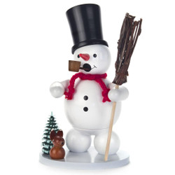 Snowman German Smoker