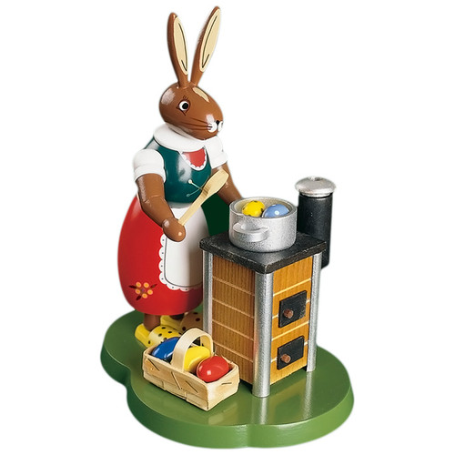 Stove Bunny Rabbit German Smoker
