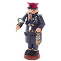 Train Conductor German Smoker