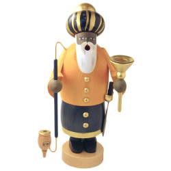Turbaned King Melchior German Smoker