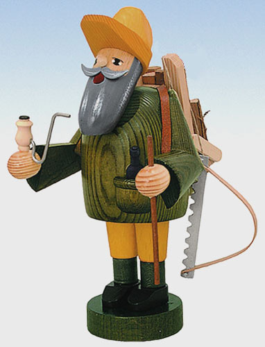 Woodsman Forest German Smoker