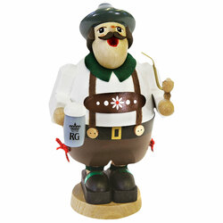 Beer Drinking Bavarian Incense German Smoker