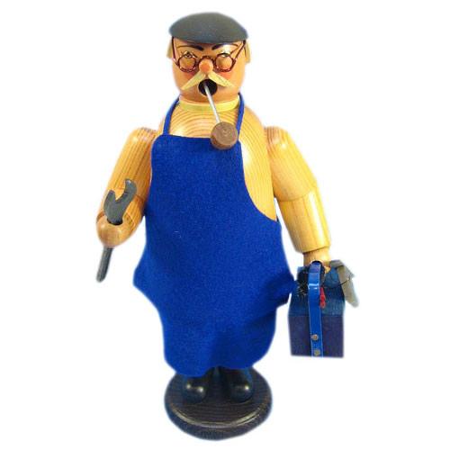 Carpenter Locksmith German Smoker