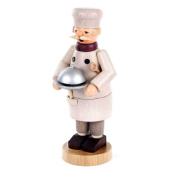 Chef Covered Dish German Smoker