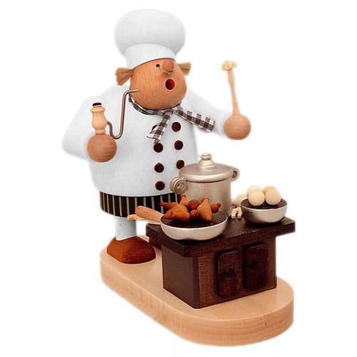 Chef Stove German Smoker