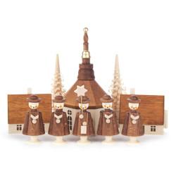 Church Carolers Figurines