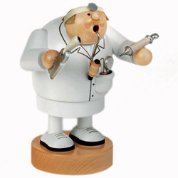 Dentist German Incense Smoker