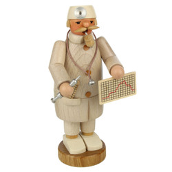 Doctor Chart German Incense Smoker