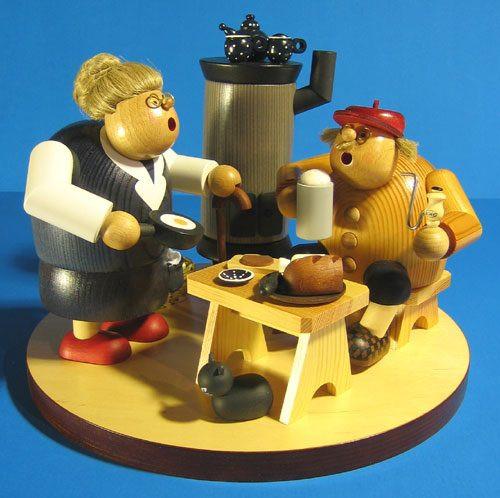 Farmers Breakfast German Smoker Set
