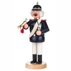 Fireman Helmet Trumpet German Smoker