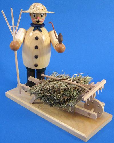 Gardener Yard Work Smoker