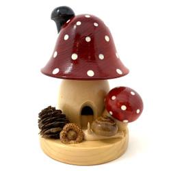 Good Luck Mushroom German Smoker