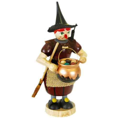 Halloween Witch German Smoker