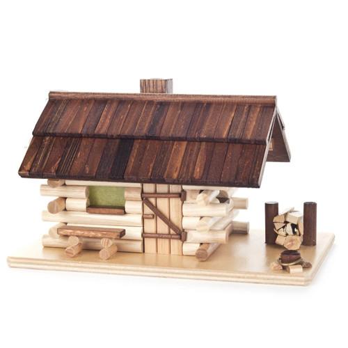 Log Cabin German Smoker