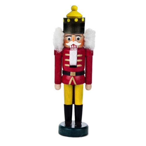 Mini King German Nutcracker