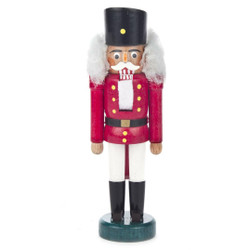Mini Light Calvary German Nutcracker