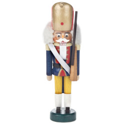Mini Prussian Rifle German Nutcracker