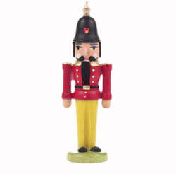 Mini Red German Nutcracker
