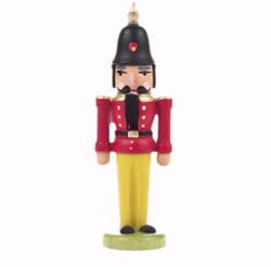 Mini Red German Nutcracker