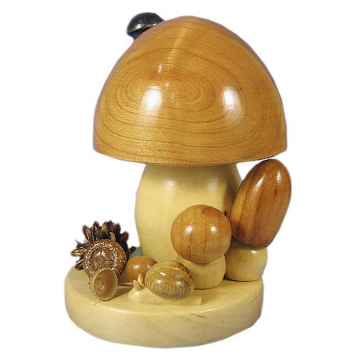 Natural Mushroom German Smoker