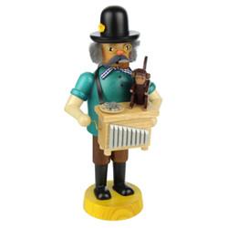 Organ Grinder Monkey German Smoker SMD146X372
