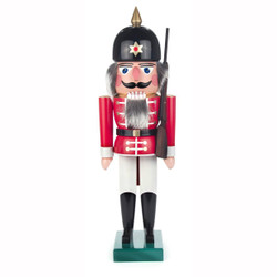 Otto Habsburg Red German Nutcracker