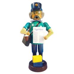 Postal Worker Smoker