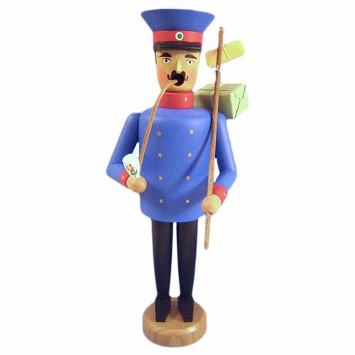 Postman Parcels Pole Smoker