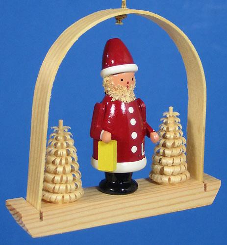 Santa Arch Ornament