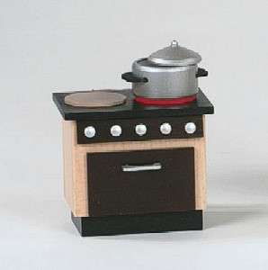 Stove Pot German Smoker