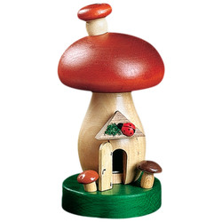 Toadstool House German Smoker