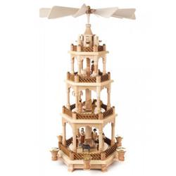 4 Level Erzgebirge Angels German Pyramid
