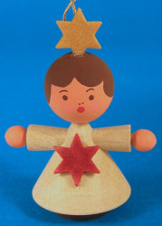 Angel Child Ornament