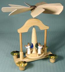 Angel Trumpeters Pyramid