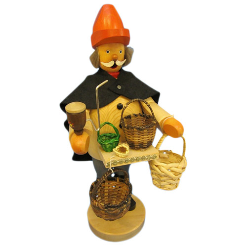 Basket Maker German Incense Smoker