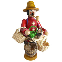 Baskets Galore German Incense Smoker SMD146X409R