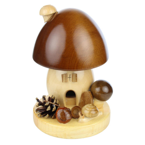 Brown Mushroom German Smoker SMD146X322B