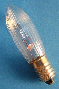 Bulbs 14V 3W Candle Arch