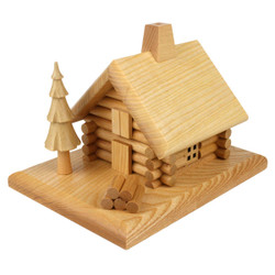 Cabin Woods German Incense Smoker SMD146X664N