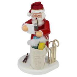 Christmas Santa German Smoker SMD146X1027